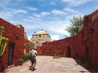 Passeio em Arequipa e vista ao Convento Santa Catalina