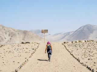 Cidade perdida de Caral  (A mais antiga de toda a América Latina) - Retorno a Lima
