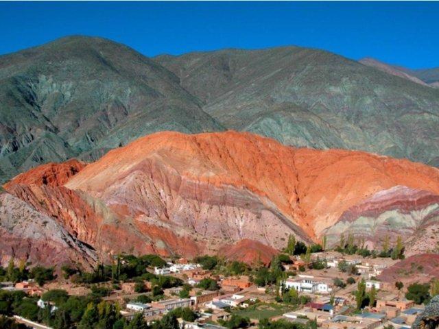 Excursão regular Purmamarca - Humahuaca - Uquia - Jujuy - Salta