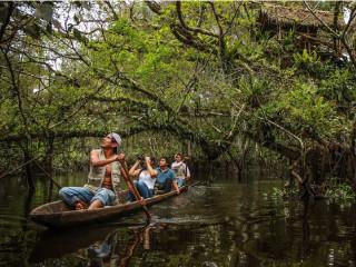 Excursão regular no Rio Mayo