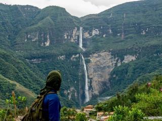 Excursão Regular até a Cachoeira Gocta