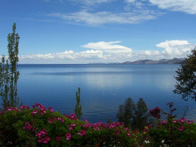 Visita a Ilha do Sol e Chegada a La Paz
