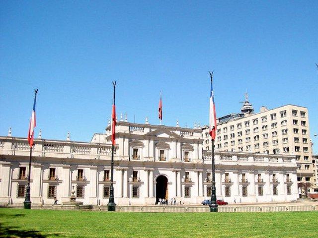Chegando na capital do Chile – Santiago
