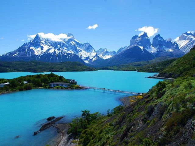 Explorando o Torres del Paine e Lago Pehoe
