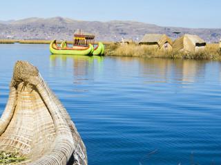 Passeio e Navegação as Ilhas dos Uros e Taquile