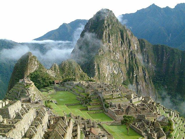 Chegando à Machu Picchu: Visitação pela cidadela
