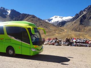 Ônibus Turístico pela Ruta del Sol Cusco - Puno + Guia Local + Almoço   (Inclui Entradas)