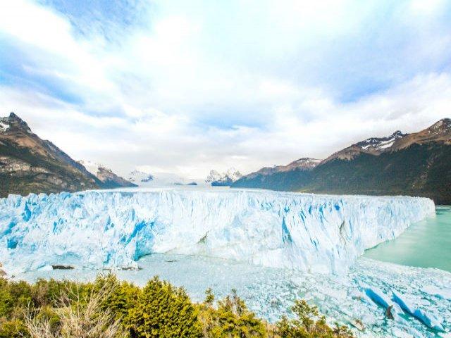 Navegação ao Glaciar Perito Moreno