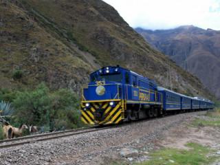 Ticket Trem Expedicion Peru Rail Ollantaytambo - Águas Calientes