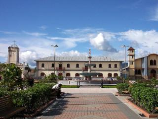 Transporte privado Aeroporto de Tarapoto - Hospedagem em Moyobamba