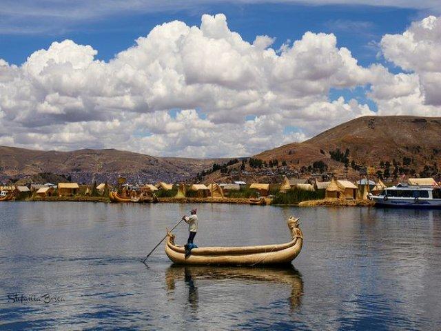Visitação ao Lago Titicaca, Ilha dos Uros e Ilha Taquile