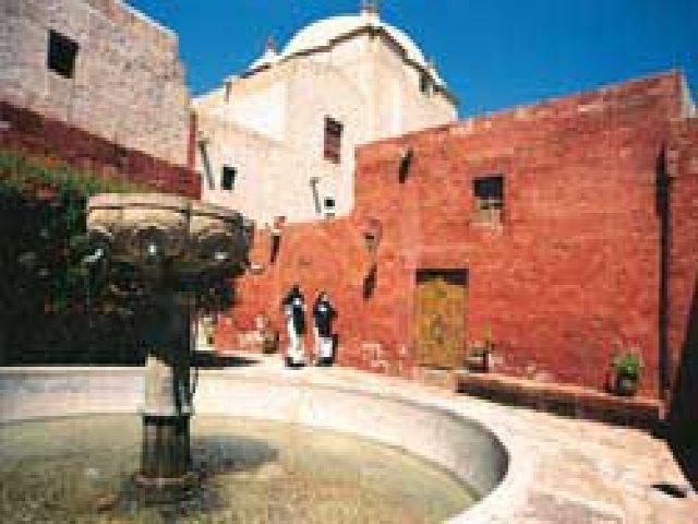 City Tour em Arequipa – Convento Santa Catalina