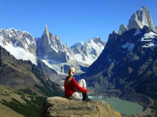 Rumo a El Chaltén: A capital do trekking da Argentina!