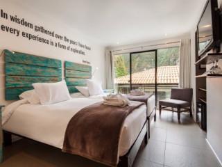 Hotel em Águas Calientes + Café da manhã
