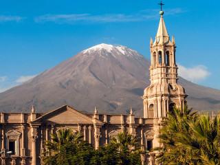 Chegada a Arequipa: A famosa cidade branca