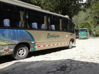 Acompanhamento do Hotel em Águas Calientes - Estação de ônibus a Machu Picchu