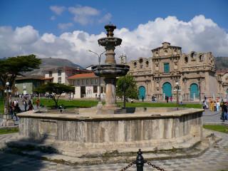 Excursão regular city tour em Cajamarca + Entradas