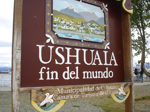 Excursão pelo Trem do Fim do Mundo - Chegando ao Parque Nacional Tierra del Fuego