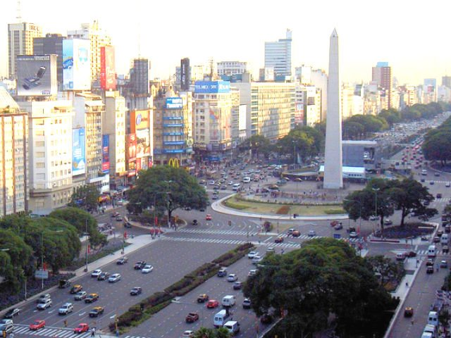Aterrissando em Buenos Aires