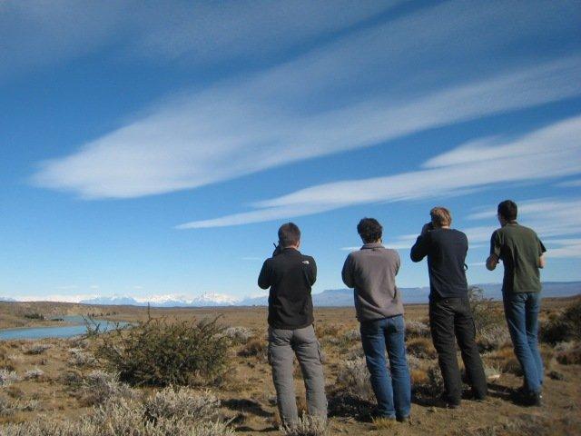 Passando pelo Estreito de Magalhães até chegarmos em Punta Arenas, no Chile!