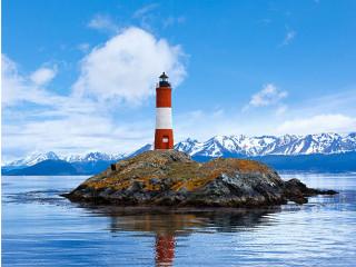 Chegando a cidade do Fim do Mundo: Ushuaia