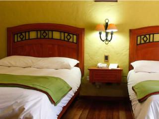 Hotel no Vale do Colca