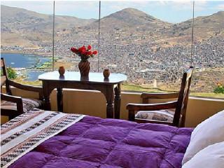 Hotel em Puno + Café da manhã