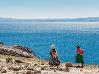 Visita a Copacabana e Navegação a Ilha do Sol no Lago Titicaca