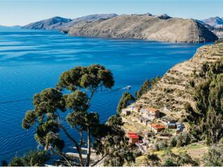Excursion Full day Copacabana regular - Isla del Sol - saida de La Paz