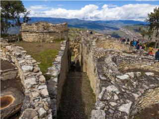 Excursão regular até as ruínas de Kuélap + Entradas