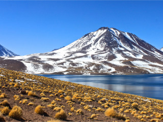 Visita ao Salar do Atacama, Lagunas Altiplanas e Piedras Rojas com Almoço
