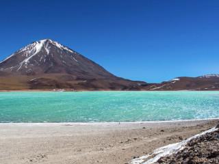 Excursão à Laguna Verde e viagem ao Chile!