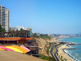 Chegada a Lima: A Cidade dos Reis (Via Juliaca)