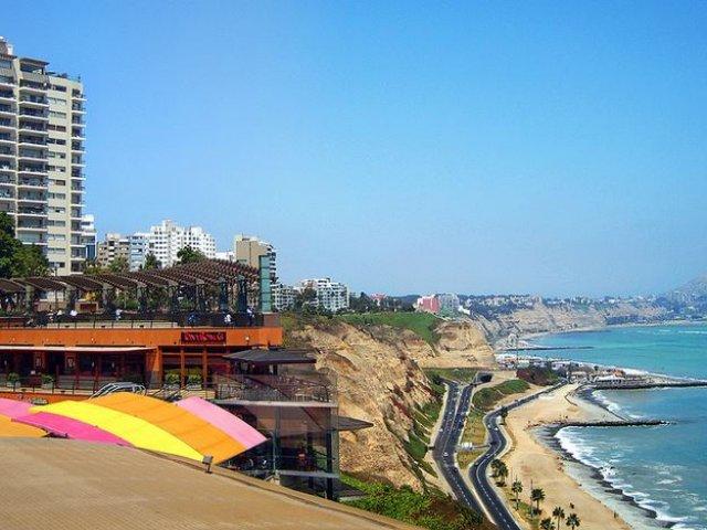 Chegada a Lima: A Cidade dos Reis