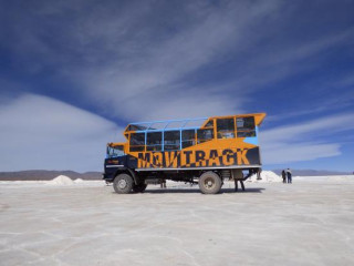Excursão regular full day MoviTrack, Tilcara, Salinas Grandes e Pumarmaca