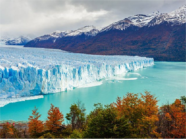 Experiência de Ice trekking Glaciar Perito Moreno