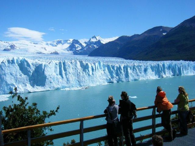 Excursão regular Glaciar Perito Moreno (Não Inclui entradas)