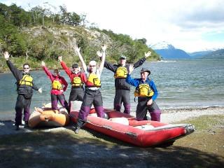 Caminhada no Parque Tierra del Fuego + Botes + Almoço. (Incluí Entradas)