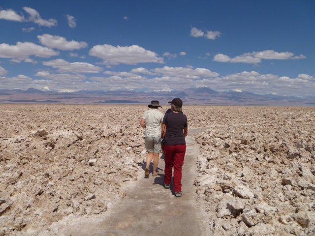 Transporte regular Salta - San Pedro do Atacama