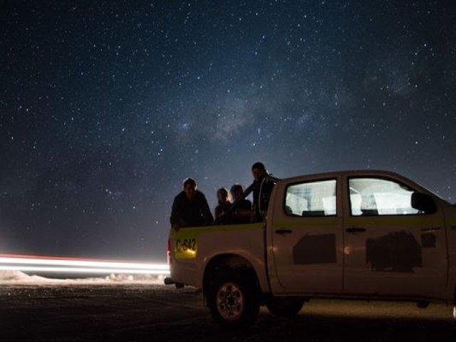 Regresso à San Pedro do Atacama