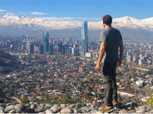 Chegada a Santiago do Chile: Uma cidade ao pé da Cordilheira dos Andes