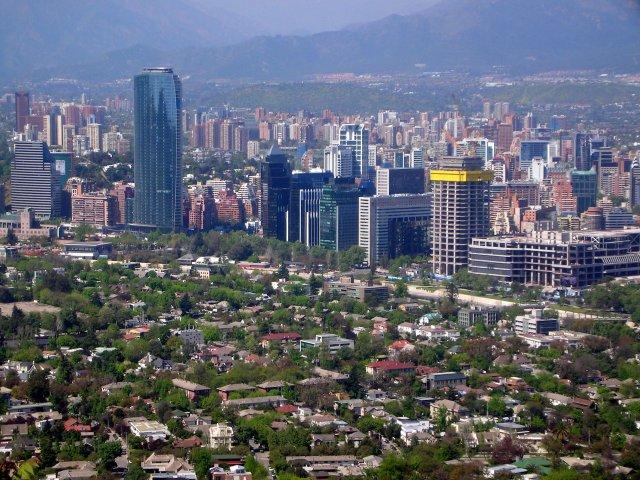 Transfer privado apto.SCL - Hospedagem em Santiago