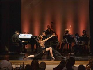 Passeio com guia privado em Buenos Aires e Espetáculo de Tango à noite
