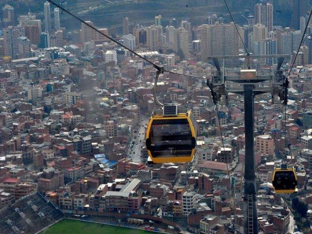City Tour por La Paz – O teleférico urbano mais alto do mundo!