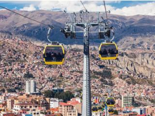 City tour La Paz e experiência em Teleférico