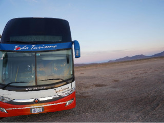 Ônibus Noturno La Paz - Terminal Rodoviario Uyuni + Jantar