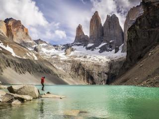 Retorno ao Parque Nacional Torres Del Paine - Trekking até a base das Torres