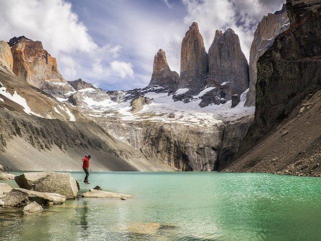 Trekking no Parque de Torres Del Paine