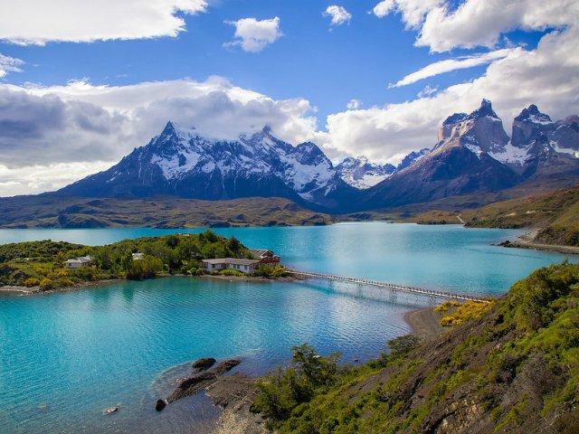 Bem vindo ao Parque Nacional Torres del Paine