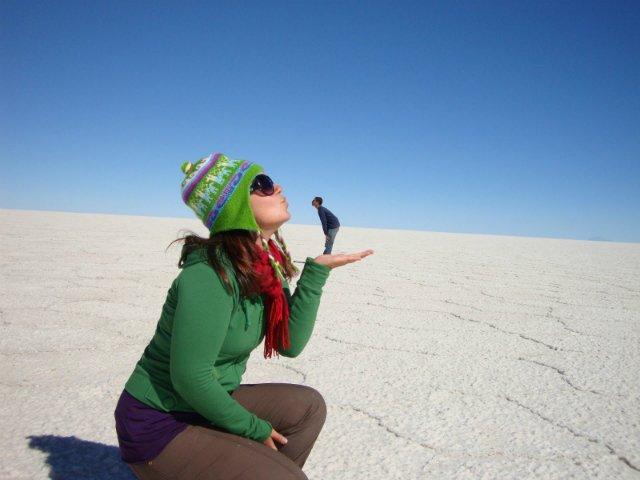 Excursão em Jeep Salar de Uyuni + Ilha Incahuasi + almoço + Jantar (Inclui Entradas)